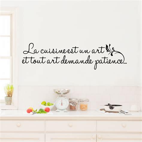 le cuisine sticker la cuisine est un stickers citations