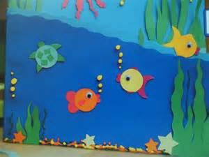 Fish Aquarium Craft Preschool