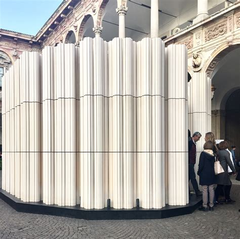 wavecave  shop architects   terracotta blocks