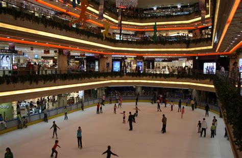 beijing  world center shopping mall