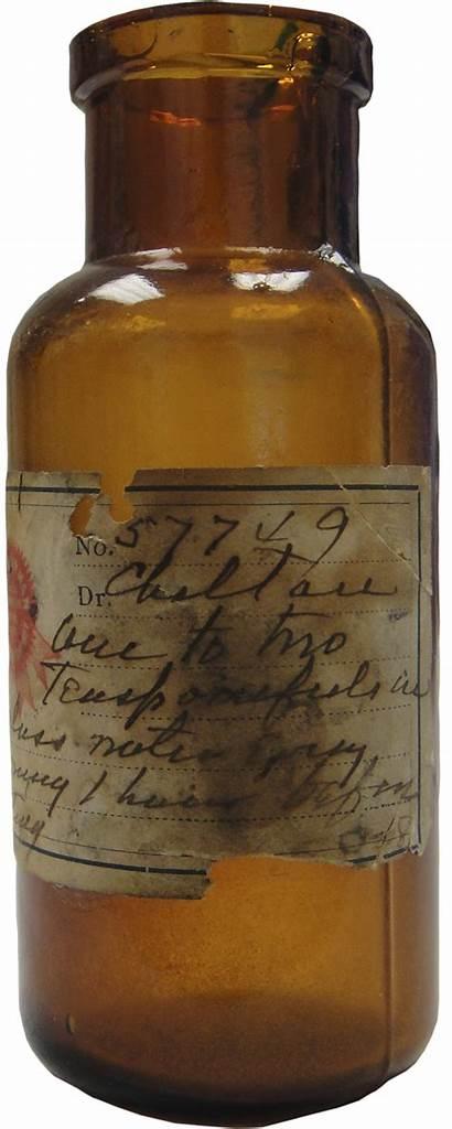 Bottle Clipart Prescription Medical Medicine Bottles Apothecary