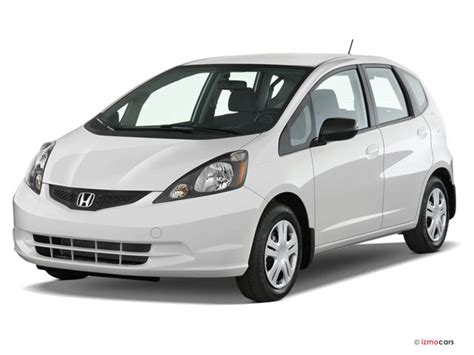 2012 Honda Fit Prices, Reviews And Pictures  Us News