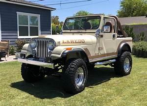 1986 Jeep Cj-7 Laredo For Sale On Bat Auctions