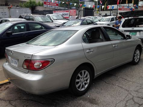 Cheap Cars For 300 by Used 2002 Lexus Es300 Sedan 4 Dr 4 990 00