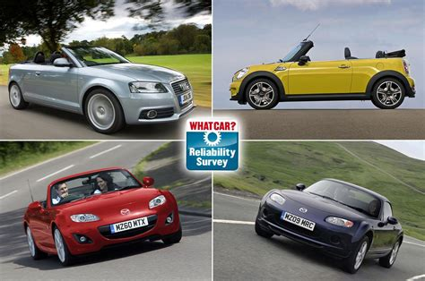 Best Cars For Reliability by Best And Worst Convertibles For Reliability What Car