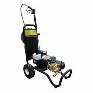 Metal Tube Cart Pressure Washer