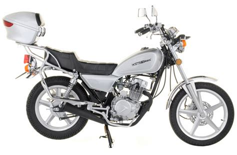 125cc Direct Bikes Eagle Motorbike