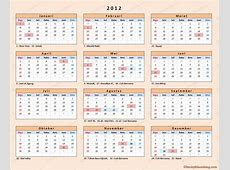 Kalender 2012 Indonesia 2019 2018 Calendar Printable