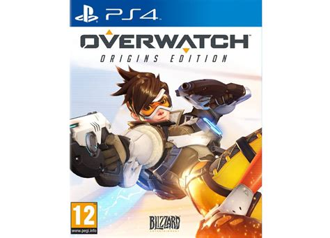 Overwatch Origins Edition  Ps4 Game Public