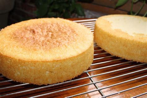 how to bake a vanilla cake vanilla sponge cake recipe gretchen s bakery