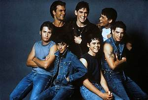 The Greasers fr... Outsiders