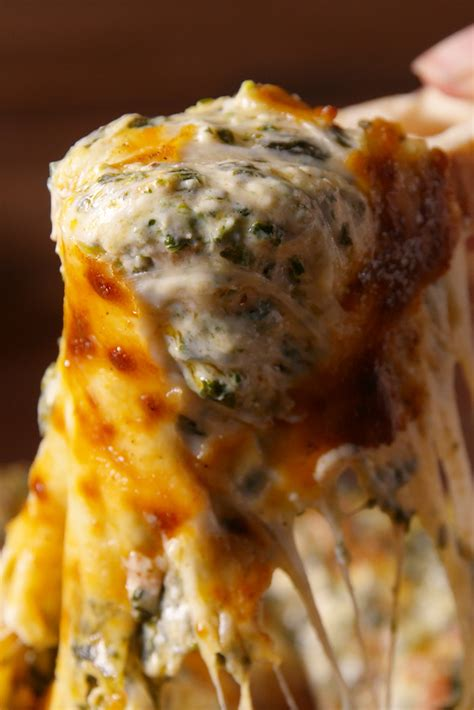 easy spinach dip recipes    spinach dip
