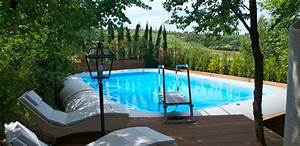 Piscine Hors Sol Composite : piscine hors sol souple bois composite tubulaire ~ Dode.kayakingforconservation.com Idées de Décoration