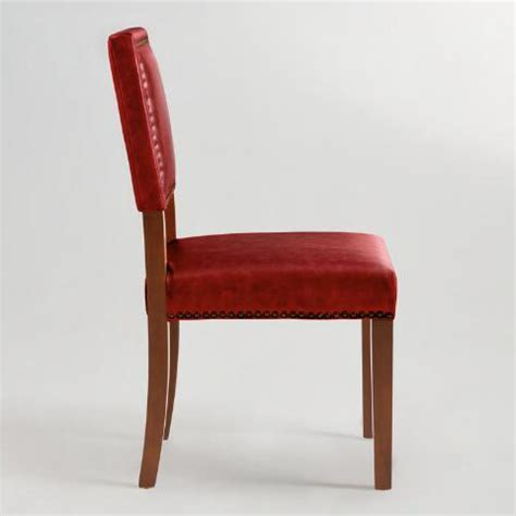 Red Jace Dining Chairs, Set Of 2  World Market