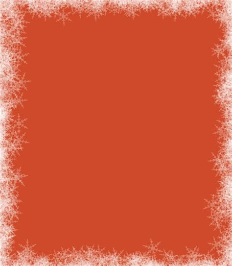 christmas snowflakes border  stock photo public