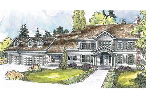 colonial house plans colonial house plans princeton 30 497 associated designs