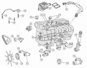 Mercede Benz 2003 E320 Engine Diagram