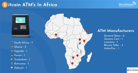 Some bitcoin atms only allow for fiat to bitcoin purchases, while others offer conversion both ways. Bitcoin ATMs in Africa - Where To Find Them and How They ...