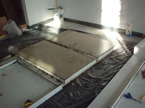 Pour Your Own Concrete Countertops by Pouring Your Own Concrete Countertops Diy Crafts