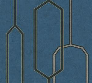 Tapete Petrol Muster : vlies tapete grafisches retro muster geometrisch petrol blau palila 363141 ebay ~ Eleganceandgraceweddings.com Haus und Dekorationen