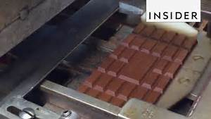 Inside A Century-old Chocolate Factory - YouTube