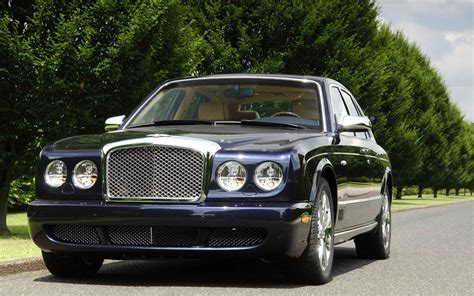 Bentley Car :  Bentley Arnage Car Wallpapers