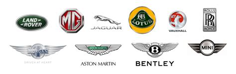 Ten British Car Brands And Who Owns Them