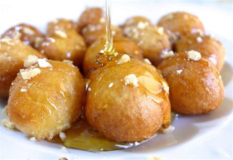 Baklava, loukoumades, or galaktoboureko, we baklava, loukoumades, or galaktoboureko, we really can't decide which one tastes better! Delicious Lenten Greek Honey puffs recipe (Loukoumades) - My Greek Dish