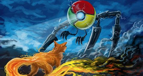firefox  chrome   browser