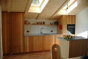 Küche In Dachschräge : tischlerei tischlerei mairhofer co ohg ~ Markanthonyermac.com Haus und Dekorationen