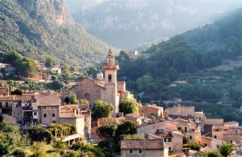 places for valldemossa village mallorca spain most beautiful places in the world