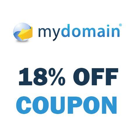 mydomaincom coupon codes     domain