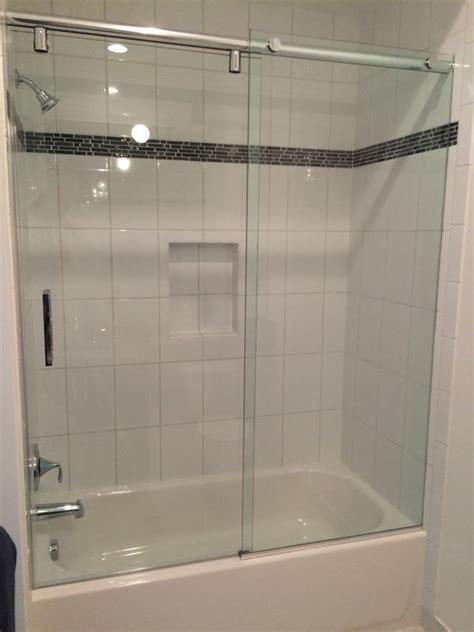 Hydroslide Shower Doors by Shower Doors Unlimited Hydroslide On Tub