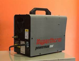Hypertherm Powermax 380 Service Manual