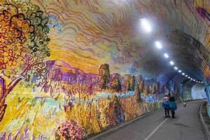 Colinton Tunnel  Edinburgh Case Study  U2013 Asd Lighting Plc