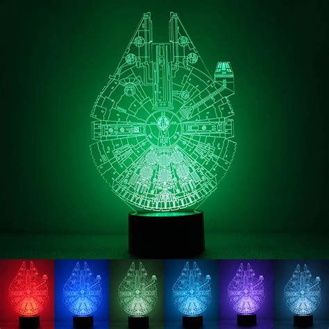 star wars death star 3d led light l star wars death star 3d led night light touch switch table