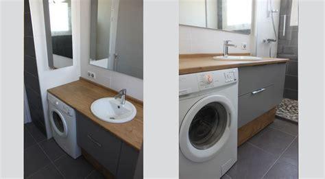 meuble lave linge salle de bain meuble lave linge salle