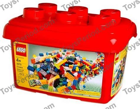 Lego 4679b-2 Free 500 Lego Bricks (bonus Box And Its