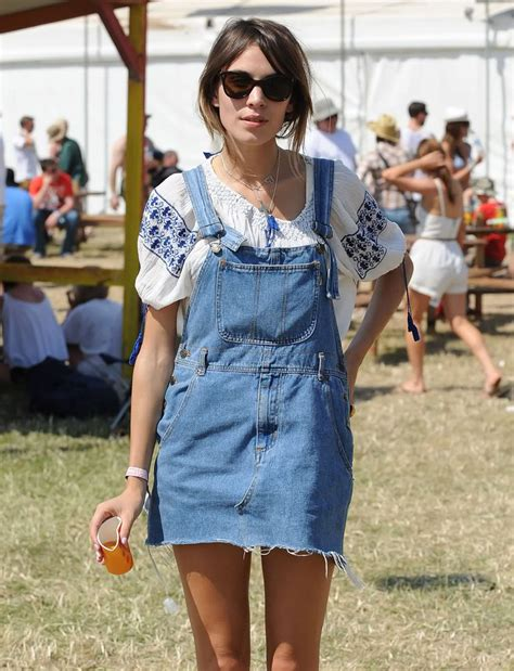 How To Wear A Denim Dress   The Jeans Blog