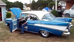 1957 Chevy Belair 4 Door Hard Top 9  22  2010