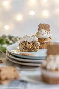 Cupcakes Mit Füllung : spekulatius cupcakes mit apfel zimt f llung alles und ~ Watch28wear.com Haus und Dekorationen