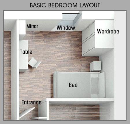 amazing tips   wonderful feng shui bedroom layout