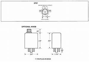 11 Pin Timer Relay Wiring Diagram