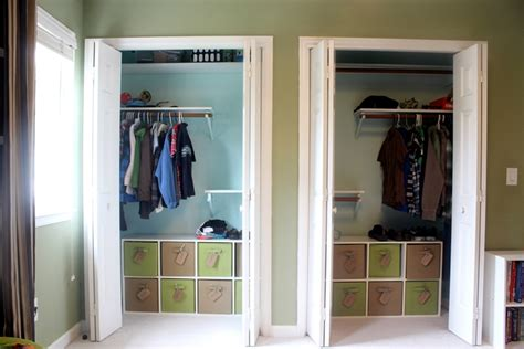 Hometalk  Organizing Kids Clothes In Closet