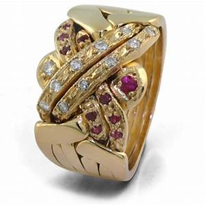 puzzle rings 6bsena2 With turkish wedding ring puzzle