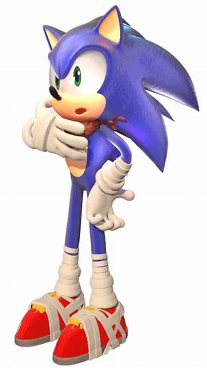 Sonic Thinking Animation Deviantart Ready Favourites
