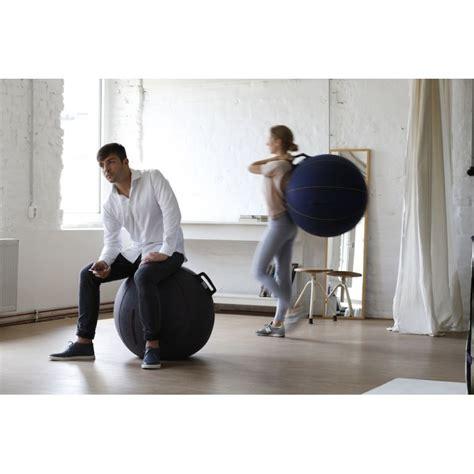 siege ballon vluv velt siege ballon pouf gymball pour salon bureau chambre decline en couleur et tailles