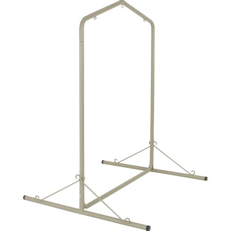 taupe metal swing stand on sale swslt