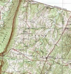 Fulton County Pennsylvania Township Maps