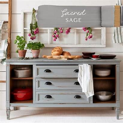 Fusion Mineral Paint Sage Sacred Raggedy Bits